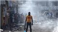 Haiti'de göstericiler yine sokaklarda