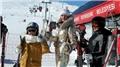 Yabancı turistler Erciyes'ten mutlu ayrılıyor