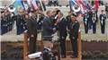 Bakan Akar ve Orgeneral Güler ABD'de askeri törenle karşılandı