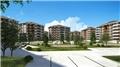 TOKİ'den Silivri'ye yatay mimarili konutlar