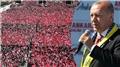 Cumhurbaşkanı Erdoğan Ankara mitinginde konuşuyor