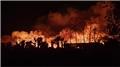 Antalya'da yangın! Ormana sıçramaması için yoğun çalışma başlatıldı