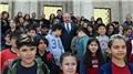 TBMM Başkanı Şentop Nevşehirli çocuklarla bir araya geldi