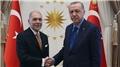 Cumhurbaşkanı Erdoğan, Arjantin'in Ankara Büyükelçisi'ni kabul etti