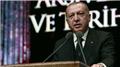 Cumhurbaşkanı: Barış çağrımızı yineliyoruz