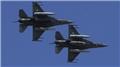 Yunan uçaklarından Kuzey Makedonya hava sahasında devriye