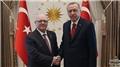 Cumhurbaşkanı Erdoğan, Kanada Senatosu Başkanı George J. Furey'i
