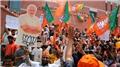 Hindistan seçimlerinde zafer Başbakan Mondi'nin