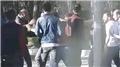 Üniversite kampüsünde genç kızın çığlıklarına çevredekiler koştu
