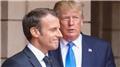 Macron'dan Trump'a 'duruş' çağrısı!