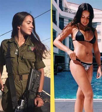 Diğerlerine benzemiyorlar! Kadın askerleri böyle paylaştılar