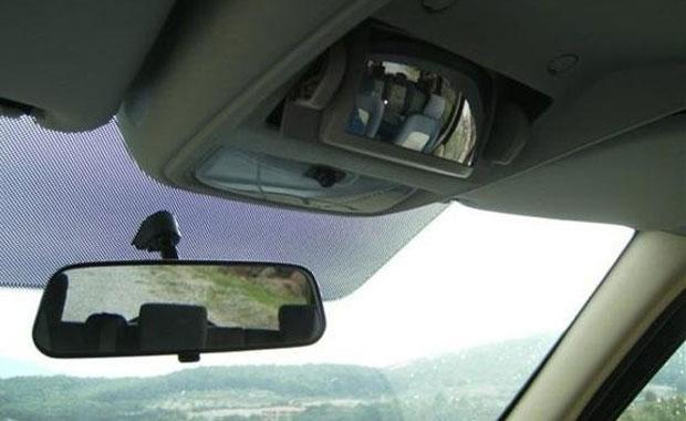 Dikkatlice bakın çünkü çok az kişi biliyor! Arabaya bindiğinizde fark etmemiş olabilirsiniz