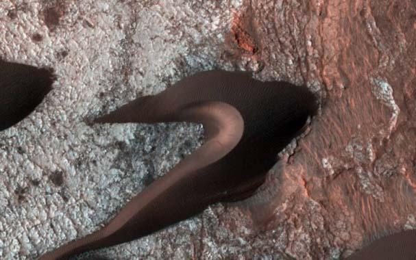 NASA bu kareleri ilk kez yayınladı