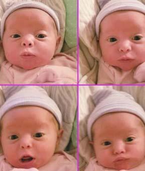 13 yıl önce doğması gereken bebek, dünyaya gözlerini yeni açtı
