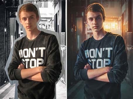 Rus photoshop ustasından görenleri hayrete düşüren çalışmalar