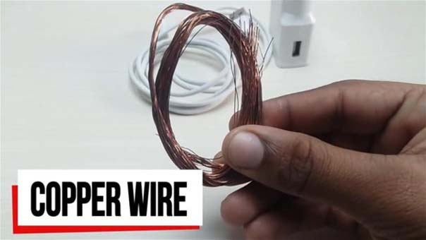 Matkap ve kabloyla bakın kendine ne yaptı!