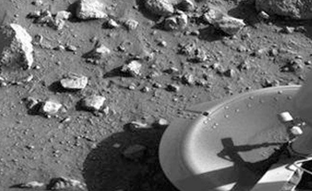 NASA, Mars'tan yeni görüntüler yayınladı