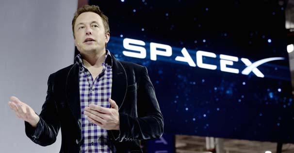Elon Musk, Starship adlı roketin ilk kurulum fotoğrafını paylaştı