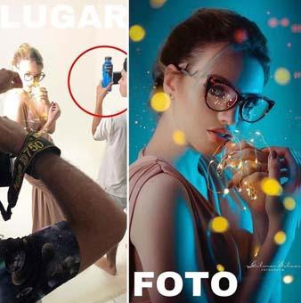 Photoshop ile oynanmış ilginç kareler!