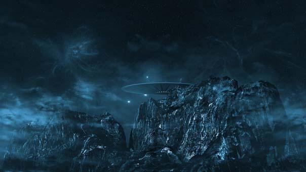 NASA, UFO söylentilerine neden olan Genesis uzay mekiğinin fotoğraflarını yayınladı