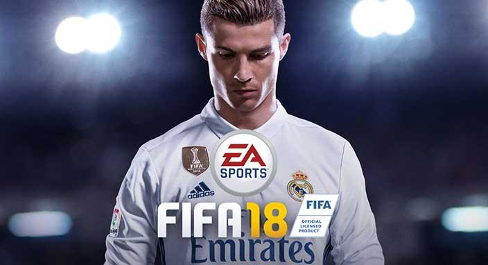 Cristiano Ronaldo başka takıma giderse FIFA 18'in kapağı değişebilir