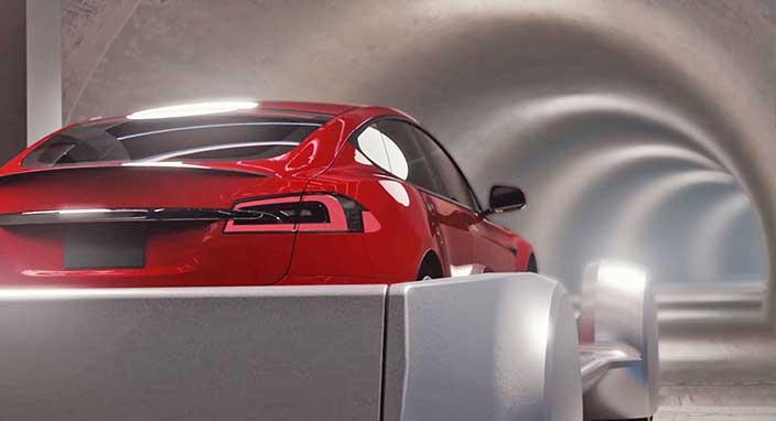 Elon Musk'ın yeraltı tünel projesi Los Angeles'ta hayata geçebilir