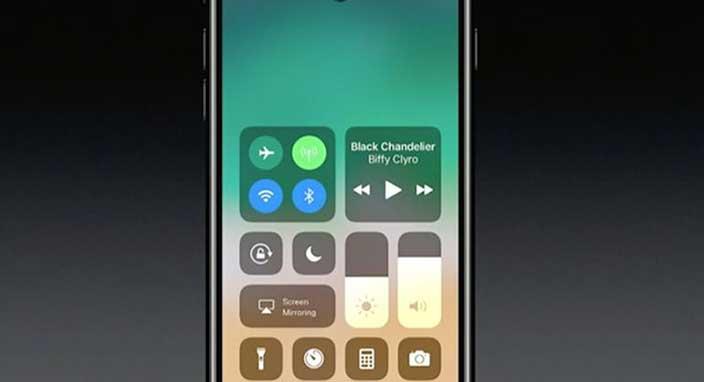 iOS 11, iOS 10'a göre daha fazla depolama alanı sunuyor