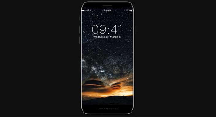 iPhone 8 kablosuz şarj teknolojisiyle gelecek