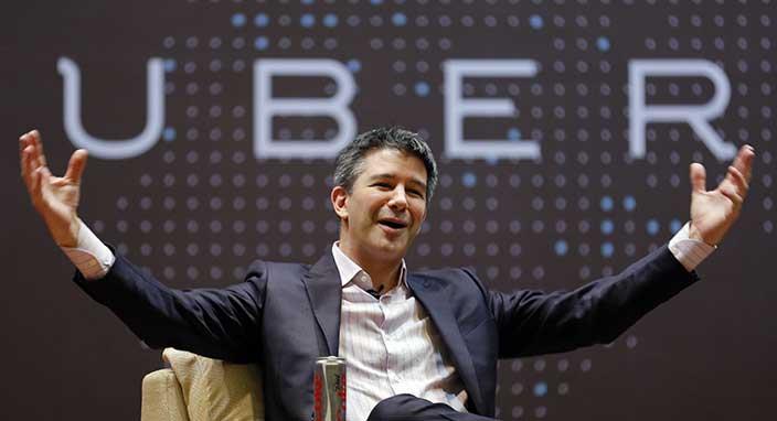 Uber'in CEO'su Travis Kalannick istifa etti