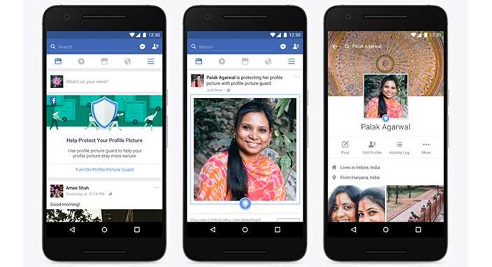 Facebook, Profil Fotoğrafının Çalınmasını Önleyen Bir Özelliği Test Ediyor!
