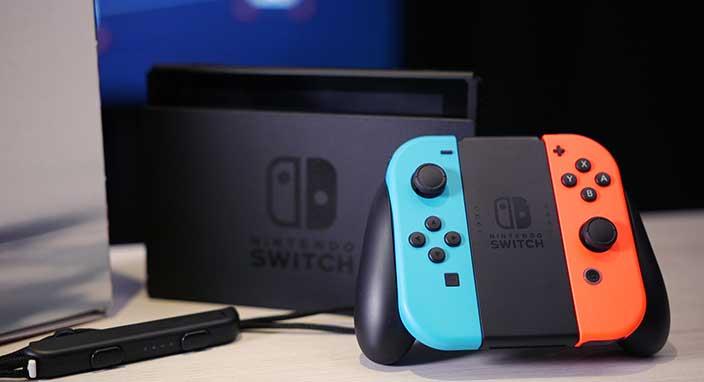 Nintendo Switch ilk senesinde Xbox One'ı geride bırakabilir