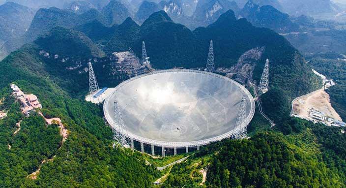 Bilim dünyası 11 ışık yılı uzaktan gelen garip sinyalleri konuşuyor