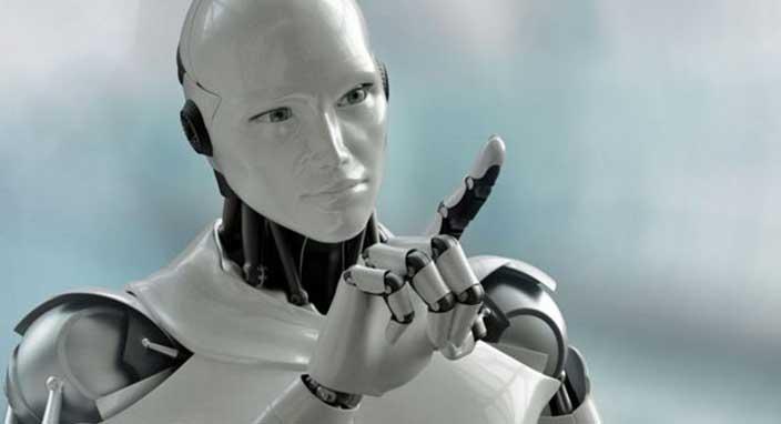 Robotlar 50 yıl içinde insanların yerini alabilir