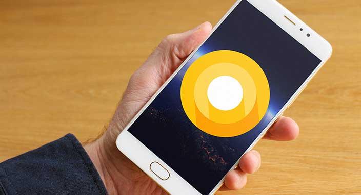 Android O'nun resmi sürümü iddialara göre ertelenebilir