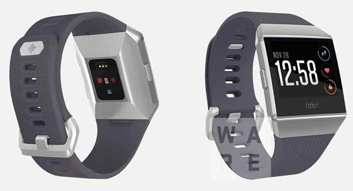 Fitbit'in yeni akıllı saati ilk kez ortaya çıktı