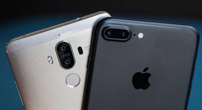 Huawei telefon satışlarında Apple ve Samsung'u geride bırakabilir