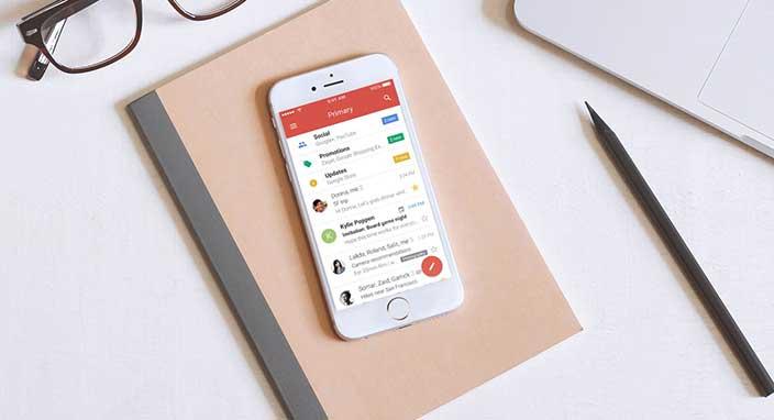 iOS için Gmail kimlik avı bağlantılarını ziyaret etme konusunda sizi uyacak