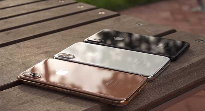iPhone 8'in tüm renk seçenekleri tek bir videoda toplandı