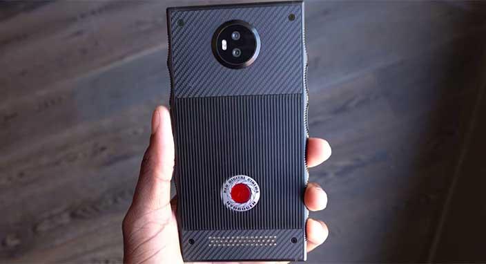 RED'in holografik ekran teknolojisi nasıl çalışacak?