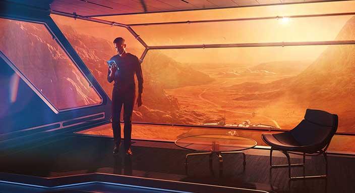 Mars'a gitmek düşündüğümüzden iki kat daha ölümcül olabilir