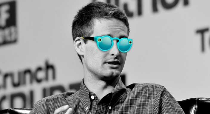 Evan Spiegel 150 binden fazla Spectacles sattıklarını açıkladı