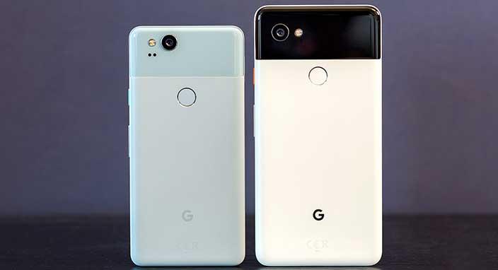 Google Pixel 2, Pixel 2 XL ve diğer yeni ürünlerini tanıttı