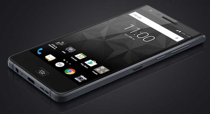 BlackBerry'nin suya dayanıklı yeni akıllı telefonu Motion'a ait ilk görüntü geldi