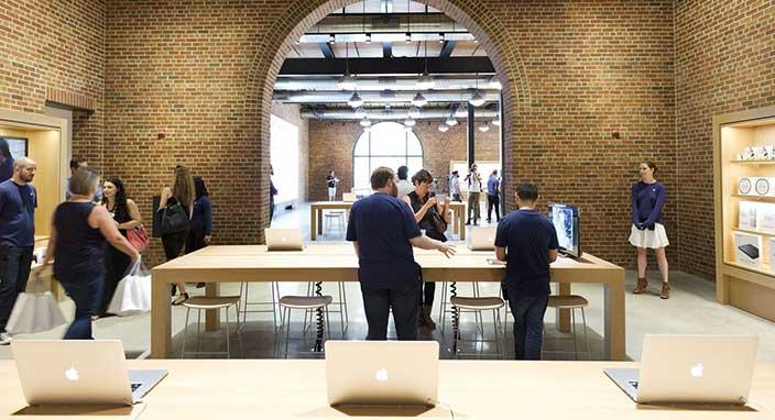 iOS'un pazar payı ABD'de artarken İngiltere'de düşüyor