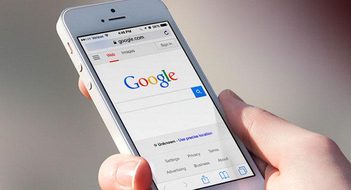 Google'a Telefon Karşılaştırma Modülü Geliyor!
