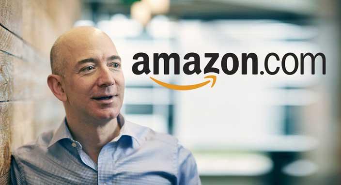 Tüm zamanların en zengini artık Amazonun sahibi Jeff Bezos 99