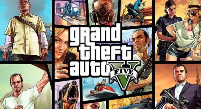 Grand Theft Auto V tüm filmlerden daha fazla para kazandı