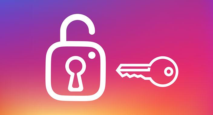 Instagram, platformdaki verilerinizin indirilmesine izin verecek