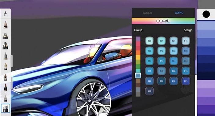 Autodesk Sketchbook Pro ücretsiz hale geldi: Normal fiyatı 120 TL