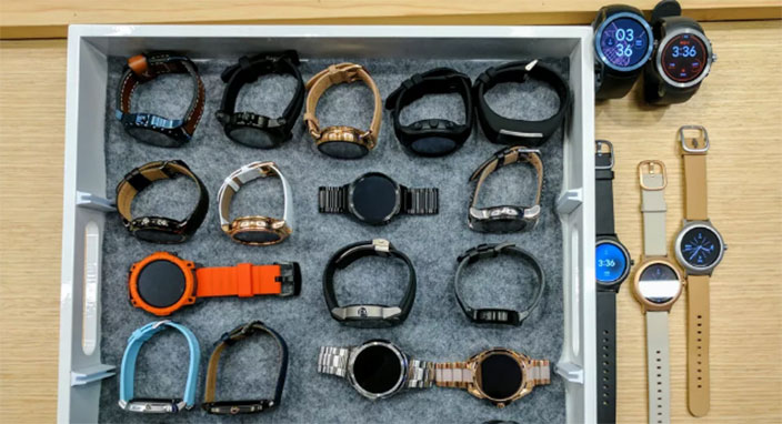 Google'ın Pixel markalı akıllı saatleri bu yıl geliyor